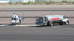 Native Air Eurocopter AS350 B3 N257AM (ChrisK48) Tags: cutteraviation international jeta 2011 airmethods americaneurocopteras350b3 helicopter n257am phoenixdeervalleyairport kdvt dvt phoenixaz aircraft nativeair astar