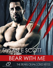 Bear With Me (CoverReveals) Tags: mm romance gay glbt contemporary paranormal shifters