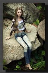 IMG_5138 (RikkSi) Tags: doll fbjd bjd modsdoll miao wig ooak jeans sybarite