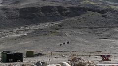 West wind's picking up (faram.k) Tags: helipad ladakh windsock