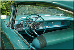 a turquoise dream (mhobl) Tags: car turquoise trkis auto mercurymonterey 1959