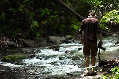 IMG_0493_1 (pavel.milkin) Tags: thailand phangngan tonprai forest jungle man photographer leaves tree gogreen green travel canon canon550d 550d helios helioslens helios442 442 old colour endlesssummer bokeh bokehlicious