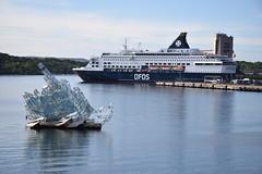 Pearl Seaways in Oslo (Pegpilot) Tags: dfds pearl seaways oslo ferry