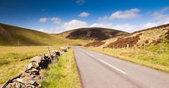 In the #Moorfoot Hills (Joe Dunckley) Tags: moorfoothills scotland scottishborders southernuplands uk drystonewall field hill landscape lane road rollinghills wall