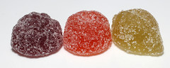 Fruit Pastilles (Crisp-13) Tags: sweet fruit pastille jelly sugar blackberry raspberry lime