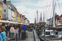 Kbenhavn (Lucas Marcomini) Tags: travel architecture streetphotography houses lucasmarcomini wanderlust wander street colors people wonder boats outdoors windows explore urban exploration city life traveling