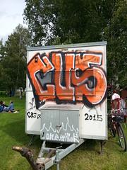 random graffiti (Thomas_Chrome) Tags: graffiti streetart street art spray can illegal vandalism tampere suomi finland europe nordic