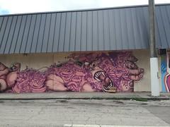 (Brian Kuhl) Tags: art graffito wall building littlehaiti miami florida miamidadecounty street