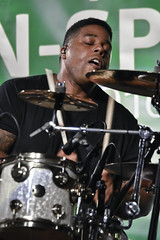 Aaron Spears (David Aracena) Tags: drums aaron spears chile music drummer