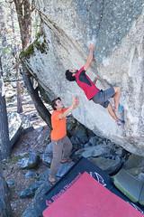 The Changing Corners (Tielma) Tags: bouldering california candyland climbing jasonpetty usa yosemite