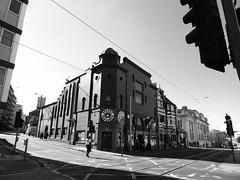 Spanky Van Dyke's Eatery and Fun House, Goldsmith Street, Nottingham (Steve Hobson) Tags: spanky dykes restaurant goldsmith street nottingham