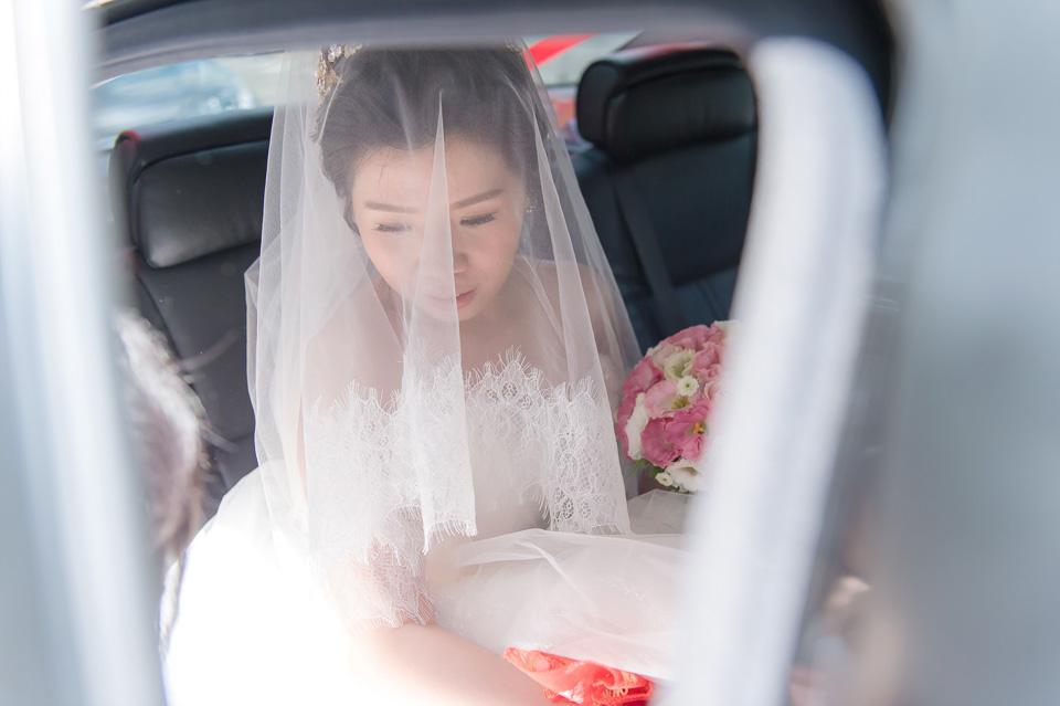 台南婚攝 情定婚宴城堡永康館 婚禮紀錄 C & V 081