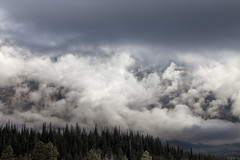 Hidden Tetons (al-ICE g) Tags: grandtetonnationalpark wy clouds