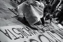 Ato contra o Golpe - 08 de Setembro (Evan Ishida) Tags: sopaulo saopaulo sp sampa brasil brazil poltica politics issues social problemas manifestacao manifestao ato foratemer fora temer direitos civis cidadania populao povo jornalismo journalism rua street urban pretoebranco pb bw blackandwhite largodobatata batata documental diretasja evanishida evan ishida fotografia streetphotography photography urbano