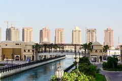 The Pearl-Qatar (jbdodane) Tags: thepearl thepearlqatar alamy160920 buildings doha middleeast qatar alamy