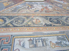 The Louvre - ancient mosaic floor (bronxbob) Tags: paris france museums artmuseums thelouvre mosaics