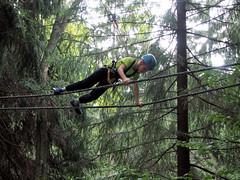 P8234088e (topzdk) Tags: treeclimbing summer 2016 czechrepublic ski slope lanovy park