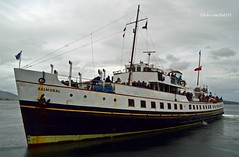 Balmoral (Zak355) Tags: mvbalmoral balmoral ship boat vessel rothesay isleofbute bute scotland scottish riverclyde shipping cruise tour