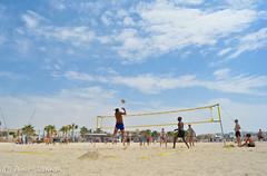 Foot Volley (amirdakkak1) Tags: uae volley dubai kitebeach beach foot football volleyball sports chill sunny sea sport fun activity outdoors humans