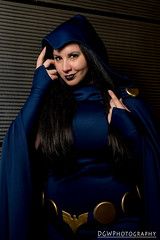 That's So Raven (dgwphotography) Tags: raven teentitans dccomics dc cosplay 50mmf18g nikond600 nikoncls