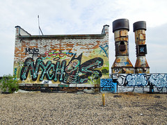(gordon gekkoh) Tags: nychos detroit graffiti