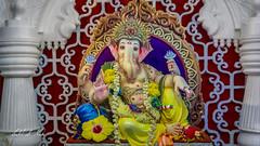 GANESHOTSAV 2016 (Salil S.Naik) Tags: ganesh ganapati ganeshotsav 2016 sony a6000 alpha idol selp1650 sel55210 abudaynagar