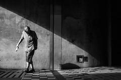 North Hollywood (Rinzi Ruiz [street zen]) Tags: rinziruiz monochrome humancondition fujifilmxpro2 streetphotography usa california losangelesstreetphotography streetzen streetphoto fujifilm35mm14 lightandshadow candid blackandwhitestreetphotography blackandwhite fujifilmxus urban 5yearsofxseries fujifilm