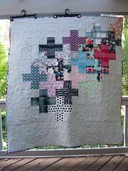 PLUS Quilt Finish (Needle and Foot) Tags: darefabric patbravo plusquilt