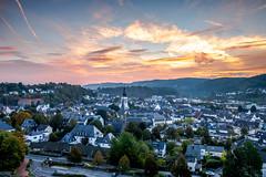 Brand new day (hector.fontane) Tags: sigma24mmf14art leefilter gnd09 attendorn panorama sauerland nrw beautifulgermany