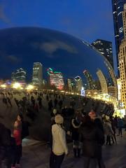 IMG_9270.jpg (soccerkyle1415) Tags: bean chicago christmas cloudgate millenniumpark illinois unitedstates