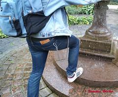 jeansbutt11019 (Tommy Berlin) Tags: men jeans butt ass ars levis