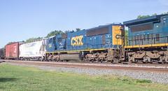 IMG_0112 A (mhellekjaer) Tags: 440 ohio berea csx locomotive emd emdsd70mac sd70mac