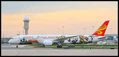B-1540 Hainan Airlines Kung Fu Panda Boeing 787-9 Dreamliner - cn 62715 / 473 (Tom Podolec) Tags: this image may be used any way without prior permission  all rights reserved 2015news46mississaugaontariocanadatorontopearsoninternationalairporttorontopearson