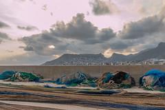 67Jovi-20161010-0156.jpg (67JOVI) Tags: alicante atardecer calpe gaviotas puerto puestadesol redesdepesca