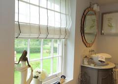 """Through the Bathroom Window"" (Adam Swaine) Tags: interiors swaine 2016 bathroom uk england english windows canon british design oxon manor house blinds"