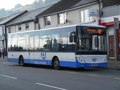 N.A.T Group 340 (Welsh Bus 16) Tags: natgroup man citysmart 340 ou14svw risca