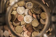 287#365 Money (Fabio75Photo) Tags: colori soldi salvadanaio monete money euro dollaro borsa bond cct risparmi eurobond crisi povert ricchezza