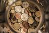 287#365 Money (Fabio75Photo) Tags: colori soldi salvadanaio monete money euro dollaro borsa bond cct risparmi eurobond crisi povertà ricchezza