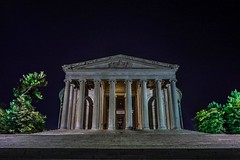 Jefferson Memorial at night! (Sam-H-A) Tags: sonya7ii batis225 batis memorial monument structure architecture sky night lowlight landscape sony