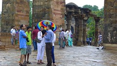 Qutub. Delhi. India (chemadesaa) Tags: india asia delhi qutub panasonic lx5