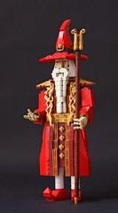 The Lecturer on Recent Runes (Pate-keetongu) Tags: lego moc discworld wizard unseenuniversity gnu sirterrypratchett