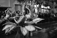 danses (pepe amestoy) Tags: streetphotography blackandwhite moros cristians elcampello spain nikon d7100 sigma art 30mm f14 dc