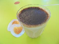 061 (en-ri) Tags: cacao cappuccino bicchiere zucchero bustino sony sonysti