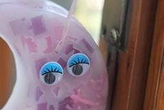 MEZZALUNA MARMORIZZATA DA APPENDERE – REALIZZATA IN CERA (ilmiomondoincera) Tags: mezzaluna marmorizzata appendere cera paraffina glicine rosa bianco bimbo bimba menta piperita decorazione casa stanza regalo bomboniera artigianale artigianato