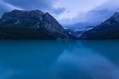 Louise Blues (Ken Krach Photography) Tags: lakelouise banffnationalpark