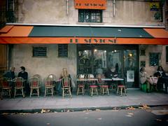 Paris (Christine Dolan) Tags: paris france cafes