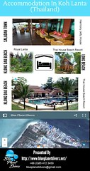 Accommodation in Koh Lanta (blueplanetdivers) Tags: scuba diving courses koh lanta dive resort
