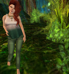 Disneybound - Merida (Saffron Foxclaw) Tags: perception merida brave zodiac exile gos slink casuallies pinkoutfitters dluxx disneybound theskinnery coldlogic