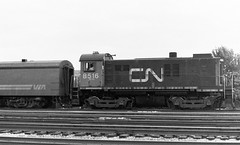 CNR 8516 (CPShips) Tags: toronto via 1979 canadiannational mlw