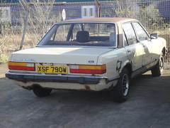 1980 Ford Granada 2.8 GL (GoldScotland71) Tags: ford granada mk2 28 1980 gl xsf790w